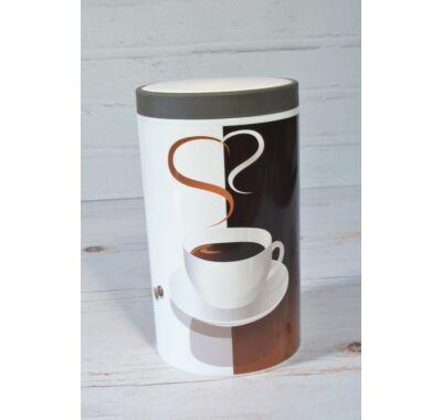 Konyhai tároló doboz kávés 500 ml