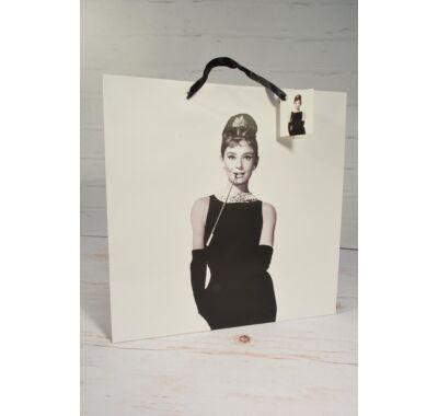 Ajándéktasak-Audrey Hepburn