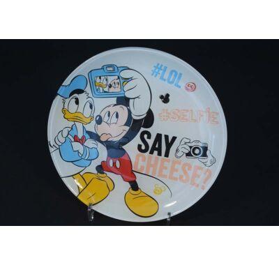 Disney Mickey lapostányér 20 cm