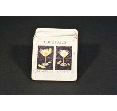 Parafa poháralátét 6 db