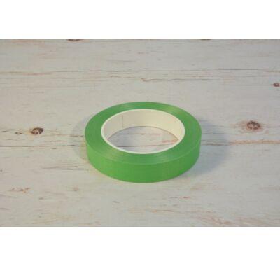 Papírszalag-zöld dekorációs papírszalag 2 cm