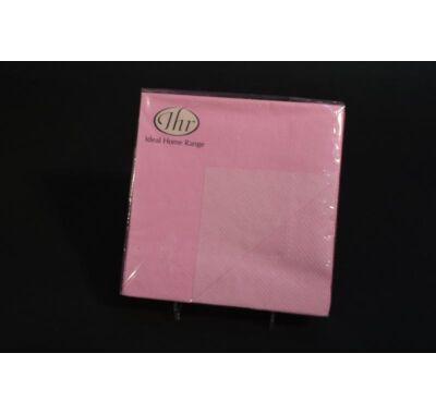 rózsaszín szalvéta