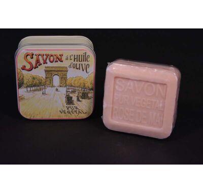 La Savonnerie de Nyons rózsa szappan 100 g