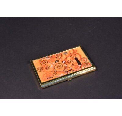 Névjegytartó névjegykártya tartó Klimt  Életfa