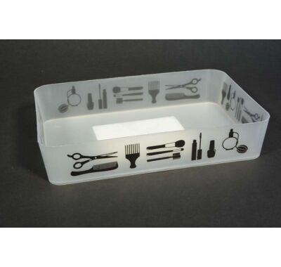 Fürdőszobai tároló doboz