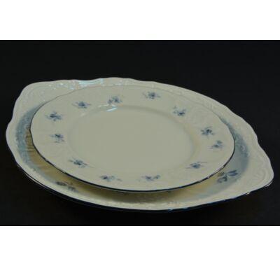 porcelán süteményes készlet