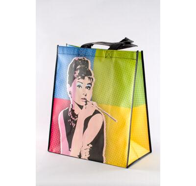 Bevásárlótáska Audrey Hepburn
