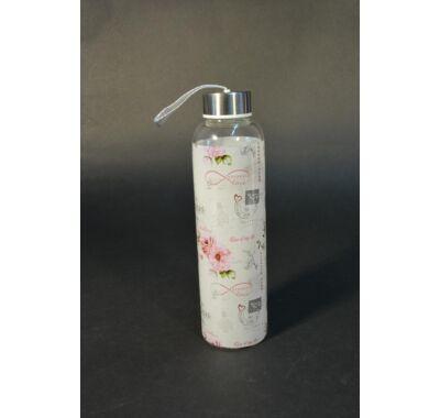 Rózsabimbós utazó flaska 0,55l