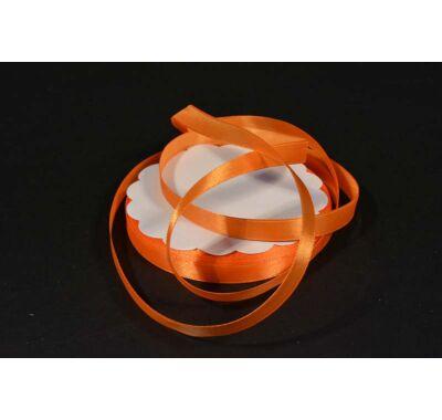 szatén szalag 10 mm x 22 m narancs