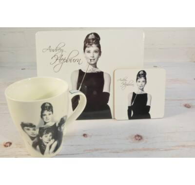 Audrey Hepburn egérpad