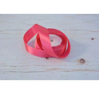 Szatén-szalag pink 2,5 cm
