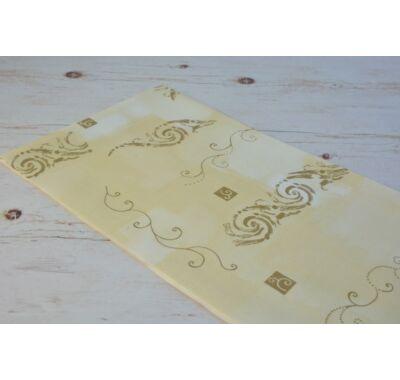 Duni textilhatású asztalközép 80 x 80 cm