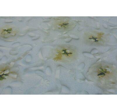 Csomagolópapír - virágok