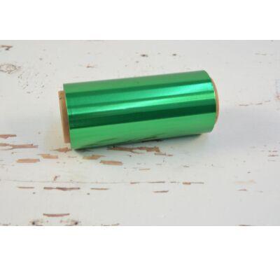 Bonbon csomagoló fólia - zöld