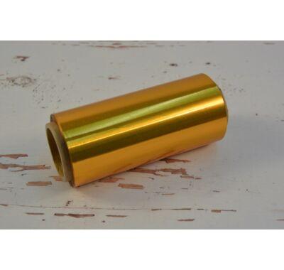 Bonbon csomagoló fólia - arany