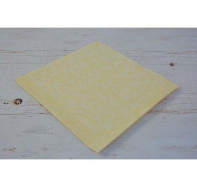 Duni textilhatású szalvéta 40 x 40 cm