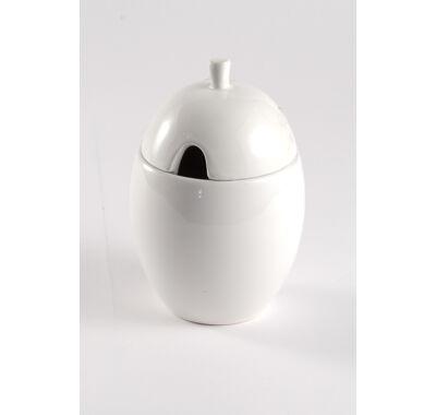 porcelán cukortartó