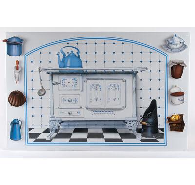 Fali üzenőtábla -  konyhába