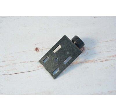 Bútorgörgő - párnavezető görgő - sliccelt