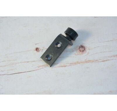 Bútorgörgő - párnavezető görgő rövid csapos