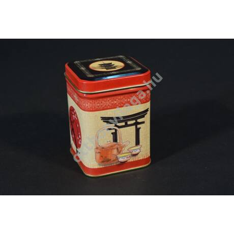 fém teás doboz