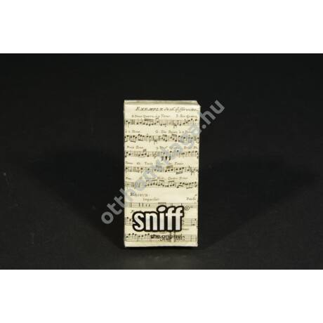papírzsebkendő kotta