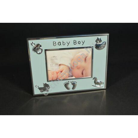 babás fényképtartó