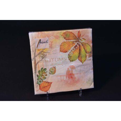 őszi papírszalvéta