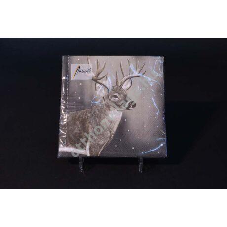 vadász szarvas papírszalvéta