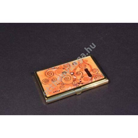 névjegykártya tartó Gustav Klimt  Életfa