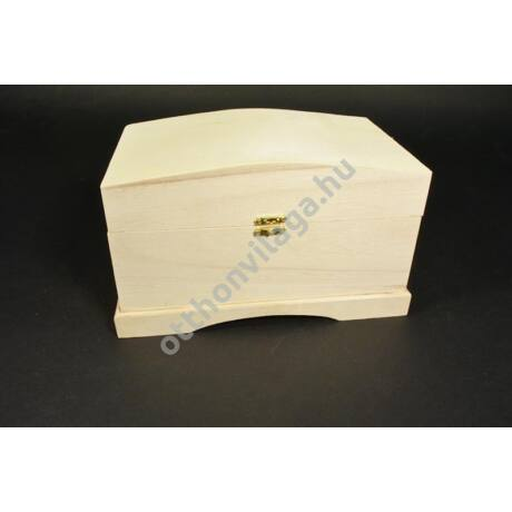dekorálható fa doboz