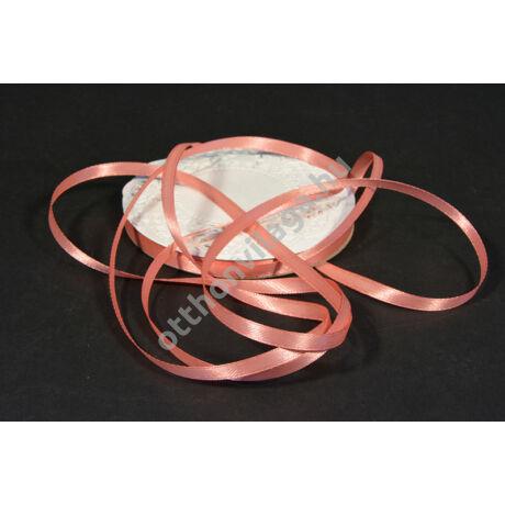 szatén szalag 6mmx50m old pink