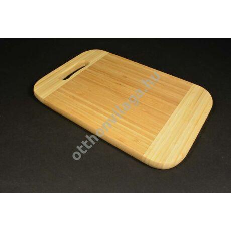 bambusz vágódeszka