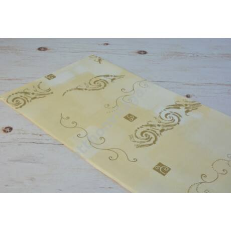 textil hatású papírszalvéta
