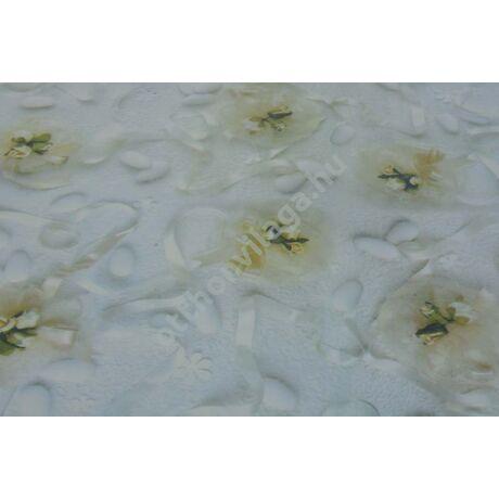 virágok csomagolópapír